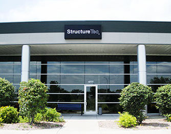 StructureTec's Corporate Headquarters in Kalamazoo, MI