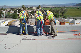 OSHA Fall Protection System Requirements